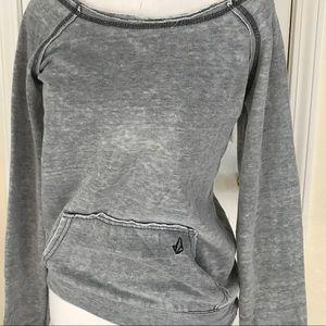 Volcom sweater XS